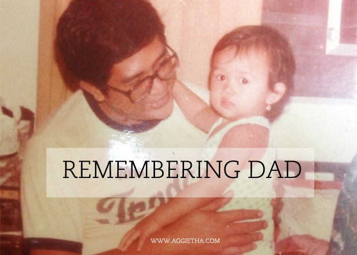 Remembering Dad
