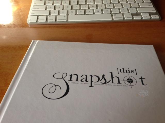 Cover Album - I named the album Kids' Snapshots (2010)