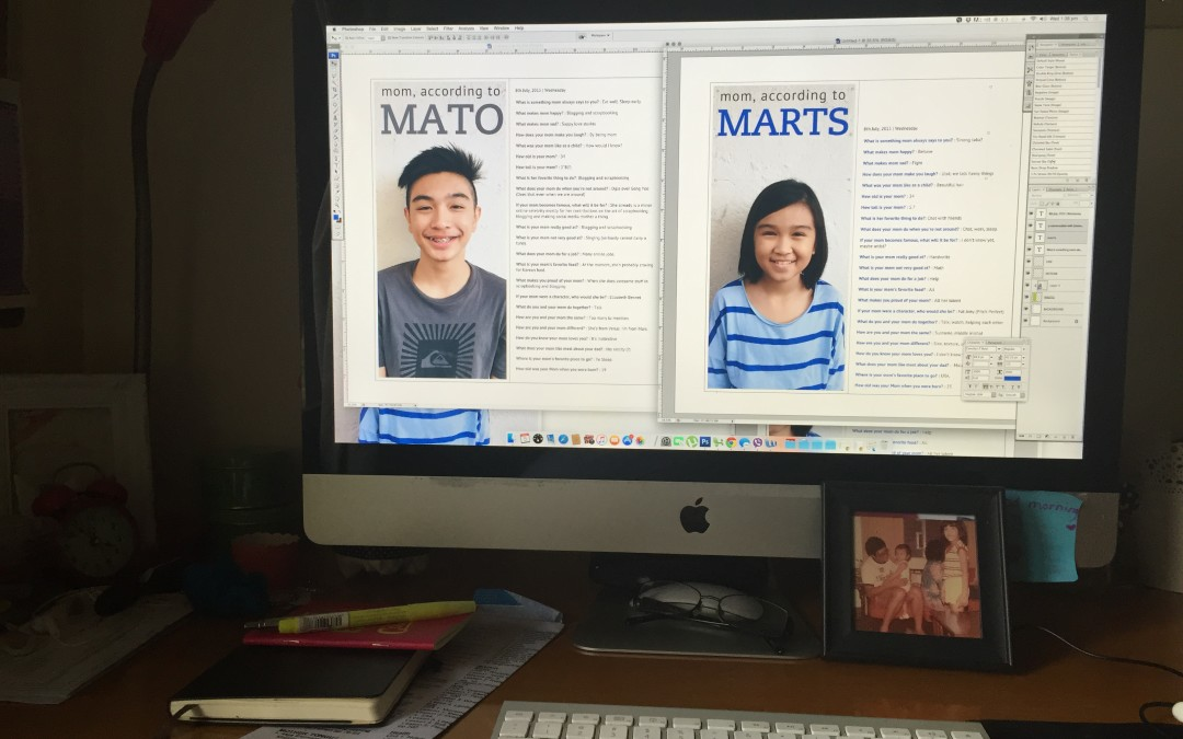 Project Life Page Idea: Kids' Perspectives