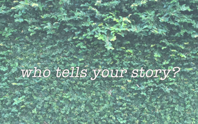 Who tells your story?